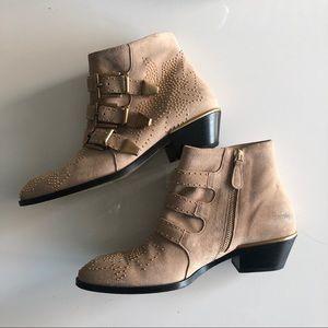 Chloe susanna boots suede 36.5